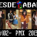 D.A. 102- PMX 2013