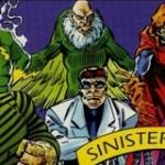 Los Sinister Six Y Venom también a la pantalla grande….