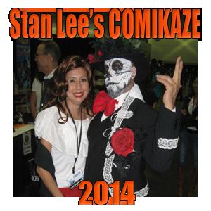 Comikaze 2014