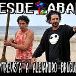 D.A. Entrevista Con El Director Alejandro Brugués