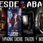D.A. 126- Fantasmas Caseros, Stalkers y Hackeros!