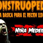"""Monstruopedia: """"Niña Medeiros""""."""
