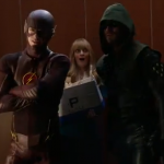 """Remember the First Rule From the """"Superhero Fight Club""""….. Un promo de """"The Flash"""" y """"Arrow"""""""