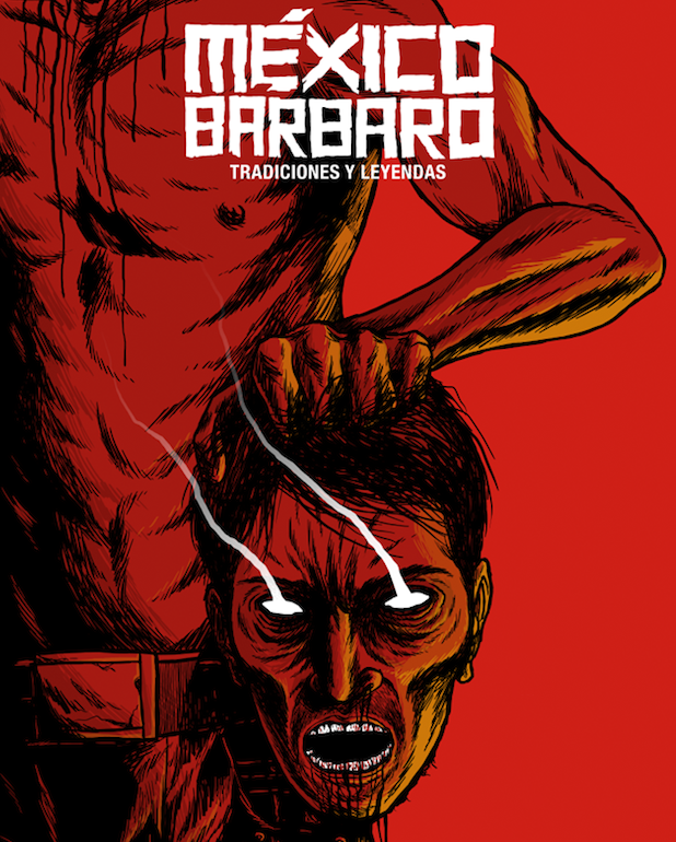 Mexico Barbaro Poster fix
