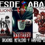 D.A. 145- Orgasmos Metaleros y Vampiros Godinez