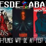 D.A. 149- Filmes WTF de AFI FEST 2015!