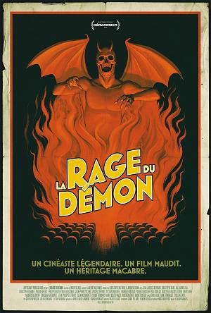 Rage du Demon poster mini