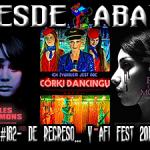 D.A. 182- De regreso y AfiFest 2016!