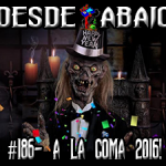D.A. 186- A La Goma 2016!