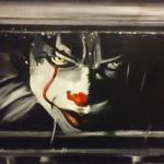 """""""IT"""":  Una galeria de Fan Art en Gallery 88."""
