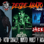 D.A. 201- Victor Crowley, Monster Project y Jackals