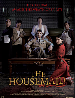 Housemaid mini poster