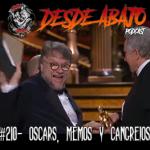 D.A. 210- Oscars, Memos y Cangrejos.