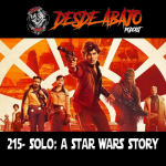 D.A. 215- Solo: A Star Wars Story