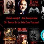 28- Terror En La Tele Con Toques!
