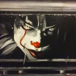 «IT»:  Una galeria de Fan Art en Gallery 88.