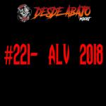 D.A. 221- ALV 2018