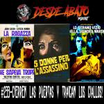 D.A. 233- Cierren Las Puertas y Traigan Los GIALLOS!